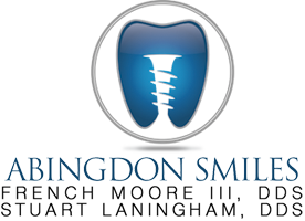 Abingdon Smiles Footer Logo